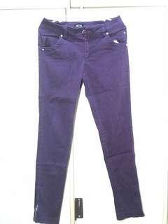 Pants, Jeans (Violet)