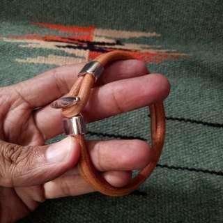 Leather Bracelet Originally from Japan Wrist band Gelang
