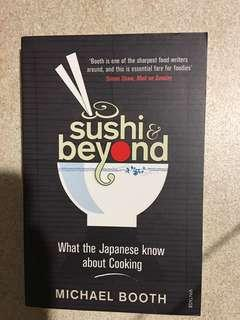 🚚 Sushi & Beyond - What the Japanese Know about Cooking - Michael Booth *FREE TRACKED SHIPPING*