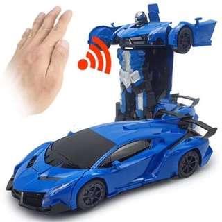 Transformers Robot Cars