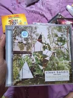 """Album musik original murah """"CLEAN BANDIT : NEW EYES"""" vcd/dvd"""