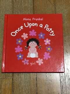 Toilet / Potty Training Girl Book