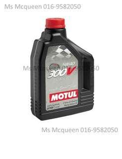 Motul 300V 5W40 Engine Oil Fully Synthetic 2L