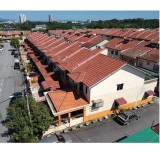 Double Storey Terrace Endlot, Seksyen 3 Bandar Baru Bangi, next to Surau Abdul Rahman Auf and Children's Playground