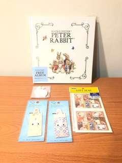 🚚 Peter Rabbit相片簿(日本購回)