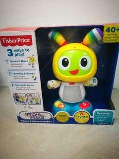 Fisher Price Beatbo 2.0 new