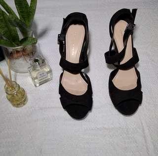 Charles & keith executive heels