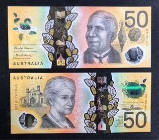 Australia New note