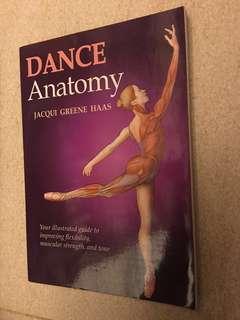 🚚 Dance Anatomy by Jacqui Greene Haas *FREE SHIPPING*