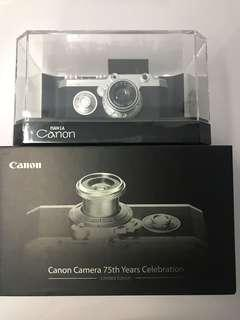 Canon Hansa model