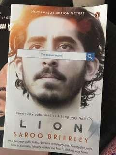 Lion by Saroo Bierley