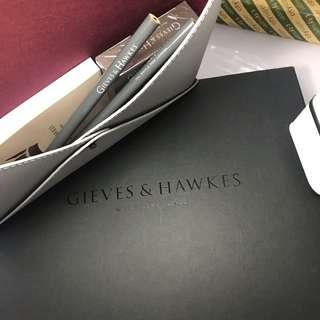 Gieves & Hawkes stationary pack