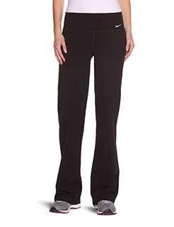 Nike Womens Regular Fit Dri-Fit Pants