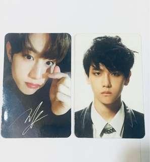 WTS EXO GOT7 Baekhyun Mark PC