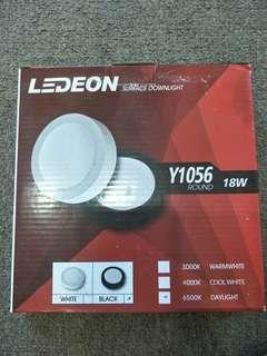 LEDEON Surface Downlight Y1056 Round 18W