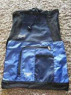 🚚 BN Speedo Mesh Equipment Backpack