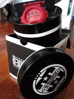 G-shock redout