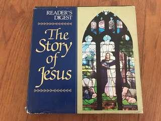 🚚 The Story of Jesus, Reader's Digest