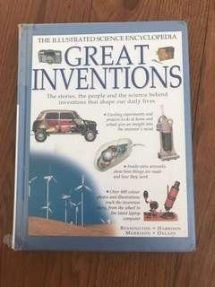 🚚 Great Inventions Encyclopedia