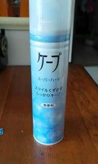 🚚 日本花王強力定型液(藍瓶)