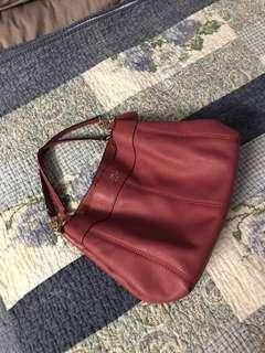 Coach Small Lexy In Rouge