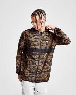 BNWT Adidas Tiger Camo Windbreaker Jacket size M