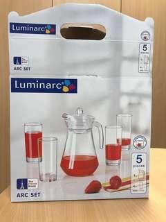 Luminarc Arc Set 5 pieces