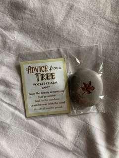 Pocket Charm Ganz Advice from a Tree