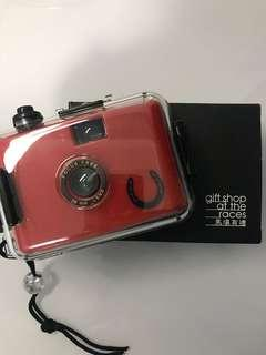 Underwater camera- Gift shop at the races