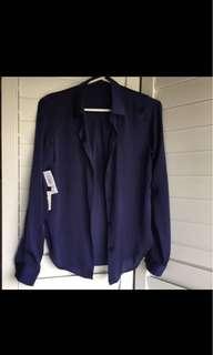 New Aritzia blouse
