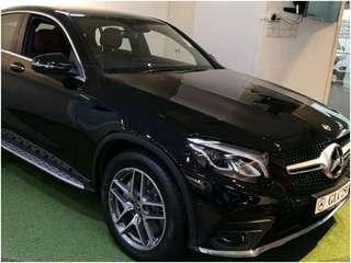 Mercedes Benz GLC Coupe for Rent! Long term Rental! Personal usage
