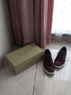 Preloved Ted Baker Maroon Shoes