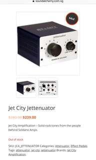 LF / WTB Jet City Jettenuator