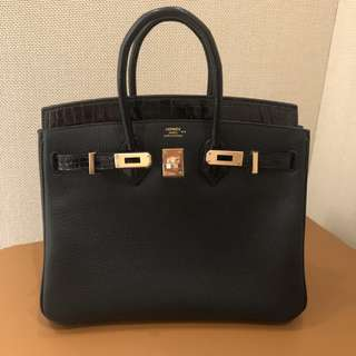 Just For Sharing Hermes Birkin Touch B25