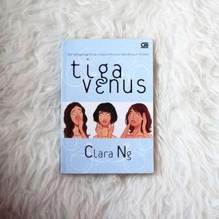 Tiga Venus - Clara Ng