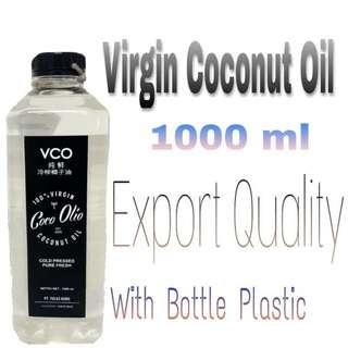 🚚 Coco Olio Virgin Coconut Oil 1L, VCO