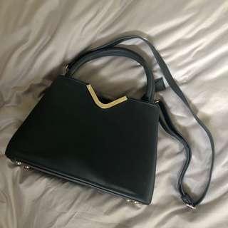 San Michelle Black Bag