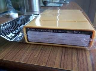 全新Orico 3.5寸硬盘保護盒