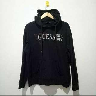 Pullover Hoddie/Sweater Guess Jeans Original ( ph )