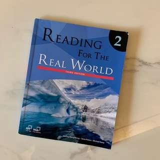 🚚 Reading for the Real world 2 第三版