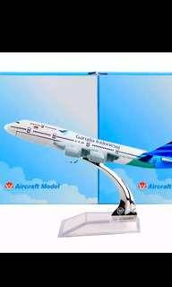 🚚 Garuda airplane model