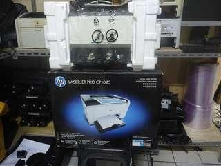 Printer hp laserjet pro cp1025
