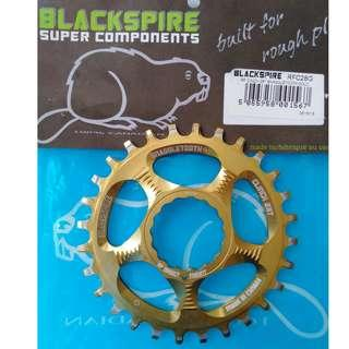 Blackspire 28t cinch chainring for raceface