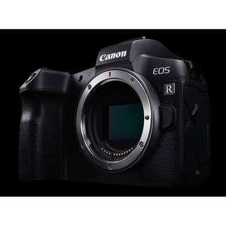 Canon EOS RP Full Frame Camera. Canon Malaysia Warranty 3 years..Foc Sandisk Extreme Pro 64gb, and EOS R Mount Adapter