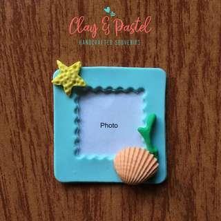 Underwater/Sea/Beach Souvenirs Ref Magnet