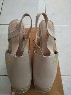 Sevieyana Shoes Wedges Size 38