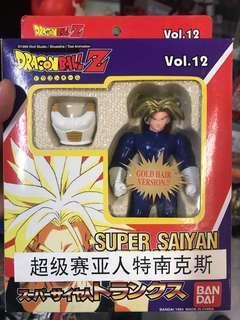 Dragonball Z Super Saiyan figure 1994 collection