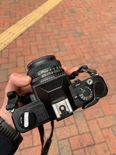 Fuji STX-2 菲林相機