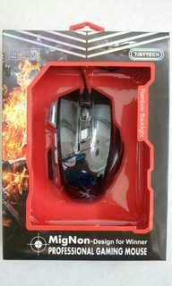 #SparkJoyChallenge TINYTECH MS-GM821/7D Professional Gaming Mouse Rainbow 🌈 Backlight