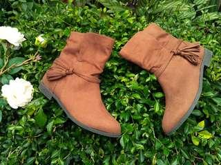 Boots Suede Shoes